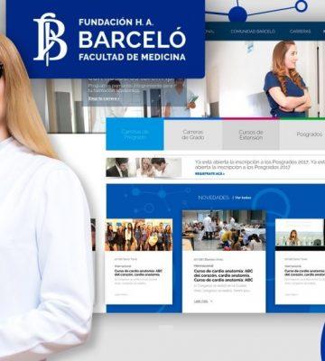 Fundación Barceló- Carrera de Medicina: Inscripciones abiertas