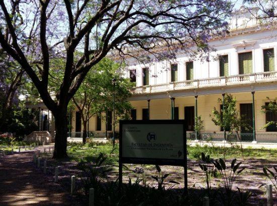 UNLP – Universidad Nacional de la Plata