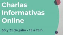UCEMA – Charlas Informativas: 30 y 31 de julio