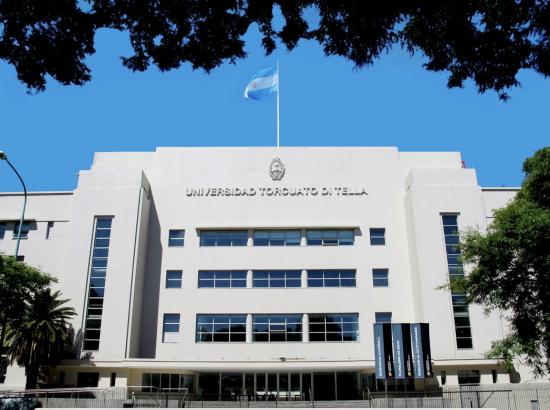UTDT – Universidad Torcuato Di Tella