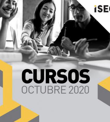 ISEC  – Cursos Octubre 2020