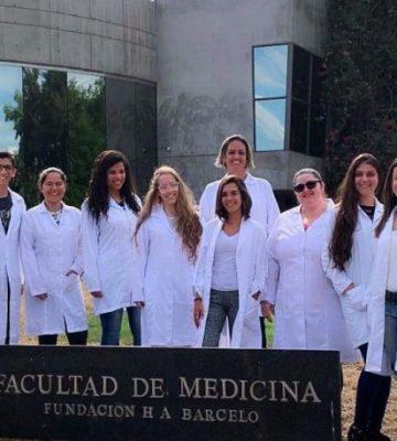 Fundación Barceló – Carrera de Medicina – inscripciones