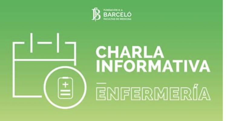 Fundación Barceló – Charla Informativa Carrera de Enfermería